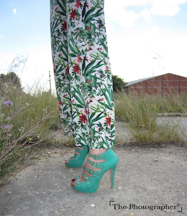Detalle zapato de Fosco