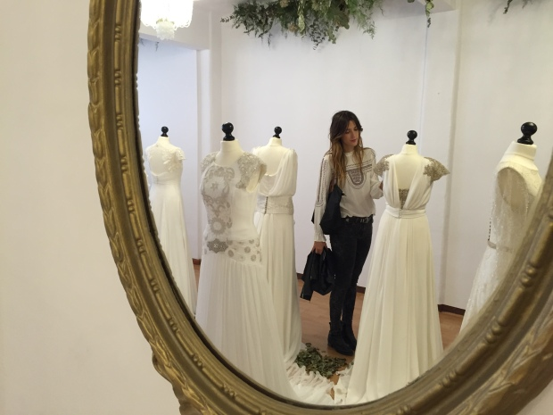Visita al atelier de Martha Peters