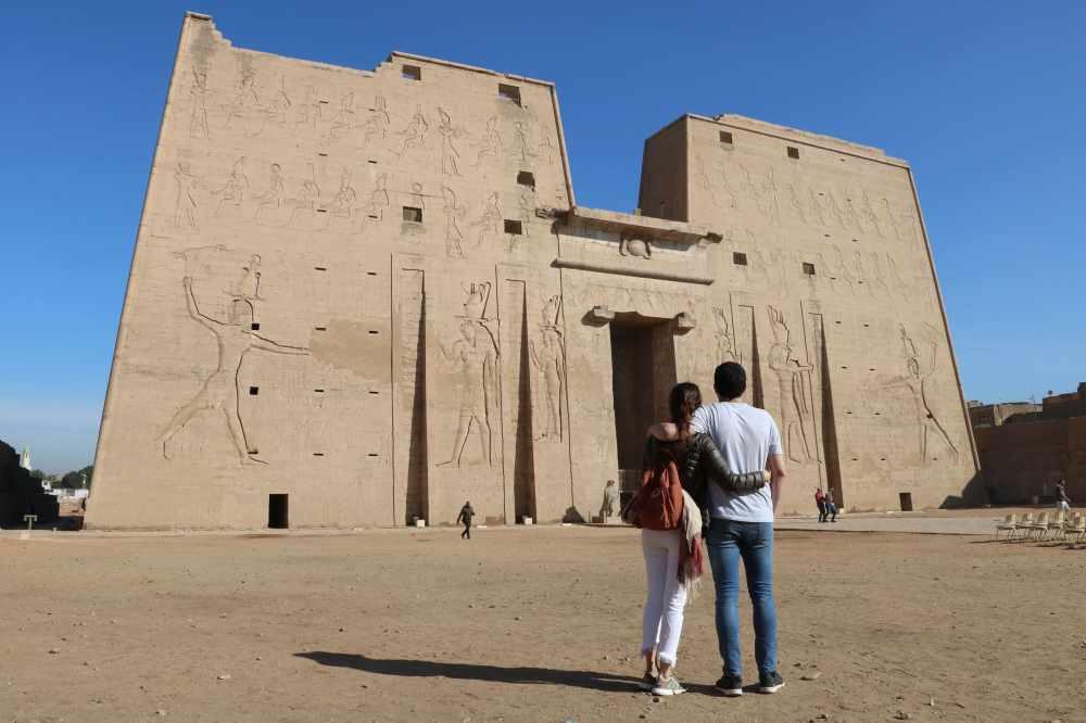 Templo de Horus, Edfú