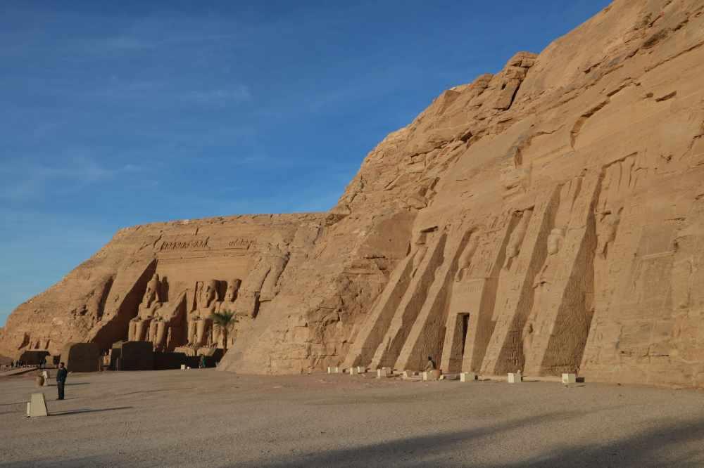 Complejo de Templos en Abu Simbel