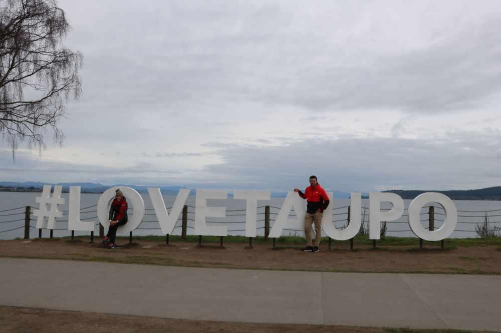Día 3 - Lago Taupo