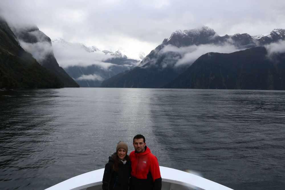 Día 5 - Milford Sound